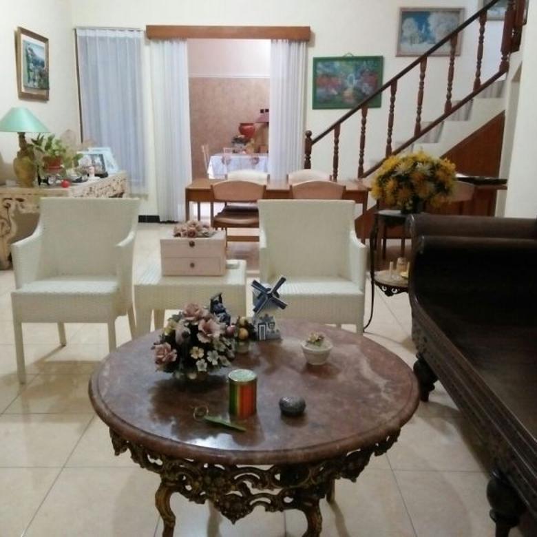 Rumah Dijual Semolo waru Elok Surabaya Selatan