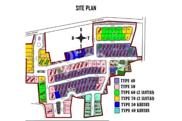 Rumah baru di mampang mas depok fasilitas banyak 17935578