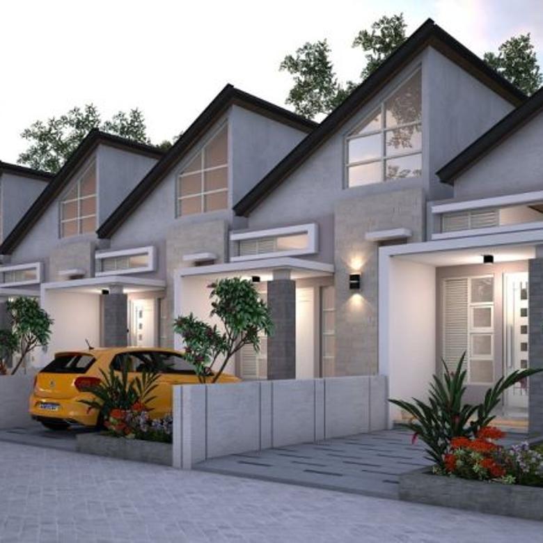 Rumah murah banyak bonus harga promo di Aster Village Ciwastra