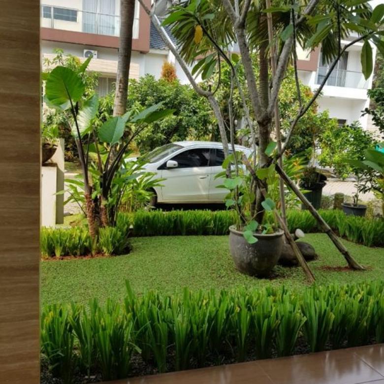 Dijual rumah di kebayoran residence bintaro 1532-WD/SC
