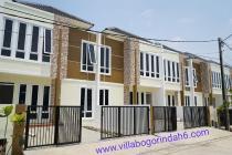 Rumah mewah 2 Lt Ready stock di Villa Bogor Indah 6 free KPR