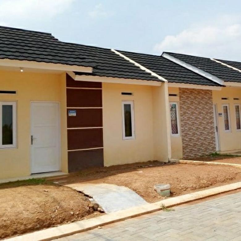 Rumah Subsidi Selangkah Ke Kampus UIN 2 Serang