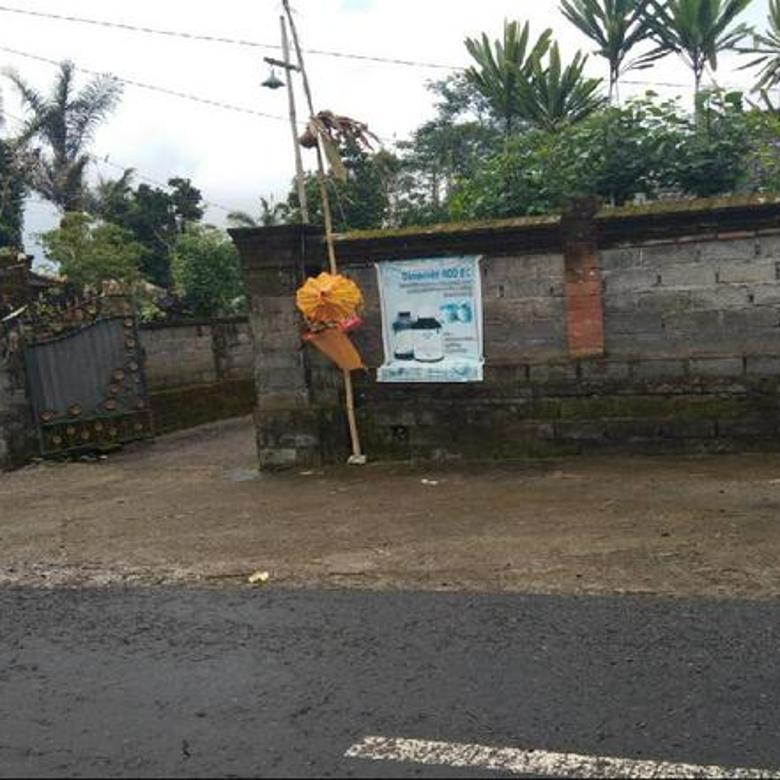 Rumah, SHM, Strategis di Desa Landih, Kec. Bangli
