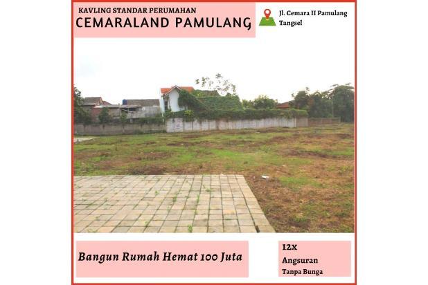 Rp462jt Tanah Dijual