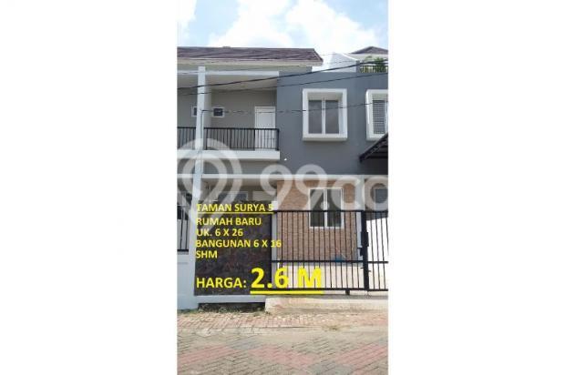 Dijual Rumah Taman Surya 5 Rp.2,6 M jakarta barat 7102974