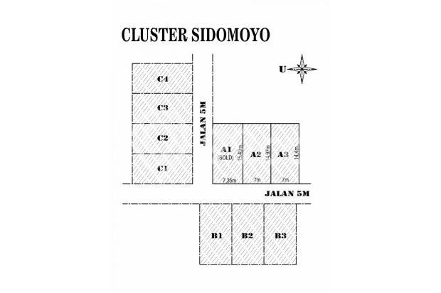 Rumah Dijual Godean: Strategis 15 Menit Kampus UGM 15145084
