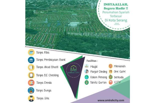 Perumahan Syariah Serang Amirah City Serang 13696673