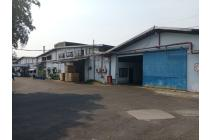 Pabrik Strategis di Karawaci