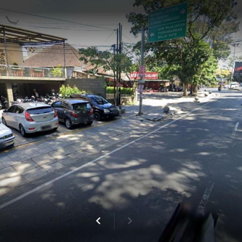 Rumah Strategis Bisa Untuk Tempat Usaha di Tamansari Bandung