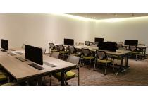 Serviced Office Sahid Sudirman Fully Furnished Start 18jt /bln