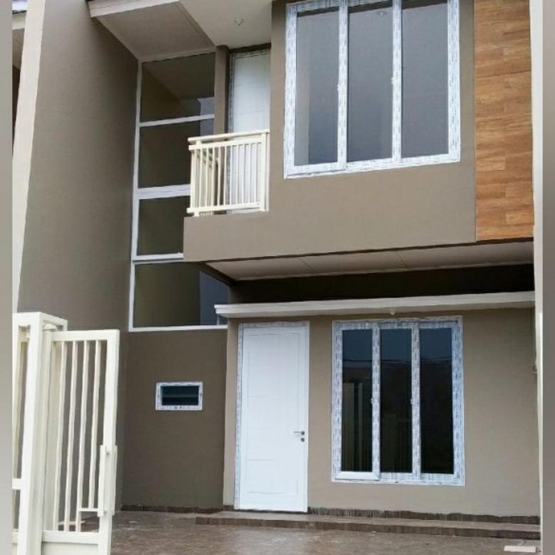VILLA MELATI MAS Regency Serpong BSD City 2 Lantai Rumah Baru