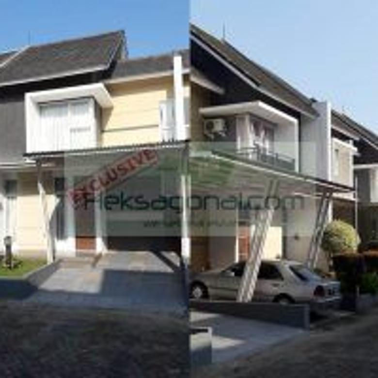Rumah cluster dekat bintaro jaya hks10506