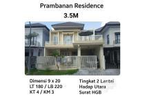 Jual rumah murah prambanan residence lakarsantri surabaya barat minimalis