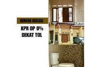 Harga Rumah Murah DP 0% di Bogor