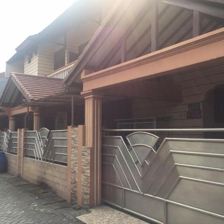 Rumah Dijual di Kota Tangerang 2 Tingkat Parkir 3 Mobil