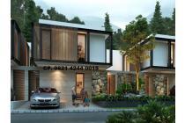Rumah modern dalam kawasan eksklusif nilaya kota wisata batu