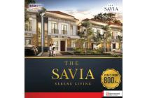 The Savia Nusa Loka BSD City Harga Terjangkau 800 jtan Kawasan Establish