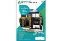 Rumah dijual di Arrayan regency bojong gede Bogor mulai 300 jutaan