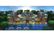 First Dream Villa sangat eksklusif dan mewah, hanya 8 unit villa (17 rooms)