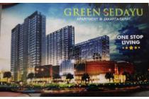 Apartemen Green Sedayu, Ada 1BR, Harga Murah