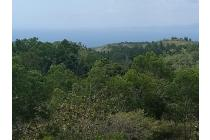 Tanah Super Fantastik View Nusa Penida
