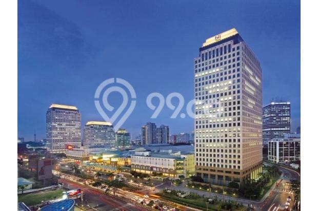 Disewa Ruang Kantor 900 sqm di Sentral Senayan 3, Senayan, Jakarta Pusat 13966069