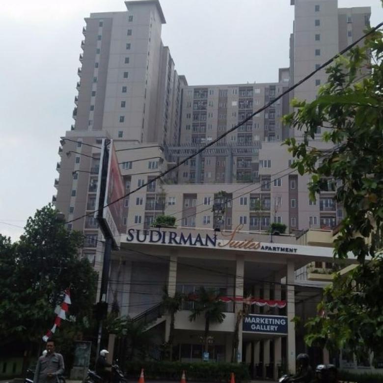 Dijual Sangat Cepat Apartement Sudirman Suite posisi di tengah kota