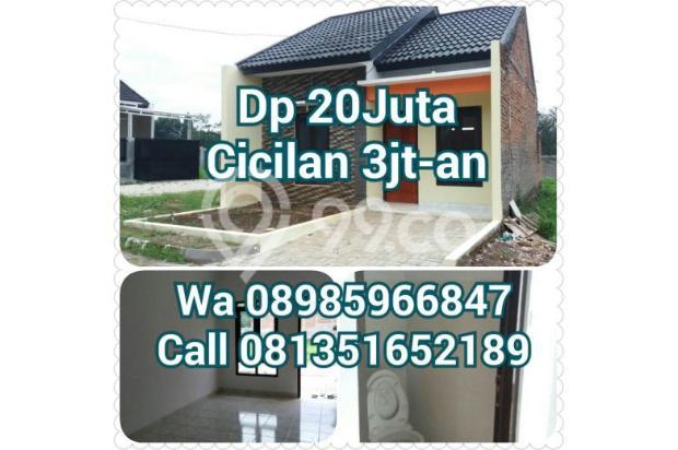 Rumah Dijual di Cileunyi Bandung, Bebas Banjir, Dekat Sekolah 12396842