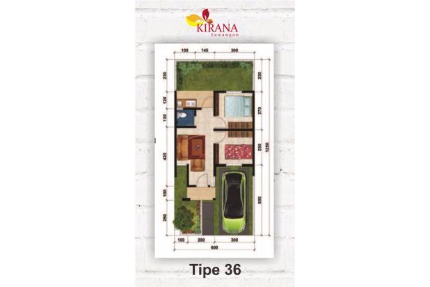 Rumah di Sawangan, Lokasi Strategis Dekat Pusat Bisnis + Gratis Umroh* 14318420