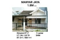Manyar Jaya Surabaya Timur 1.8M