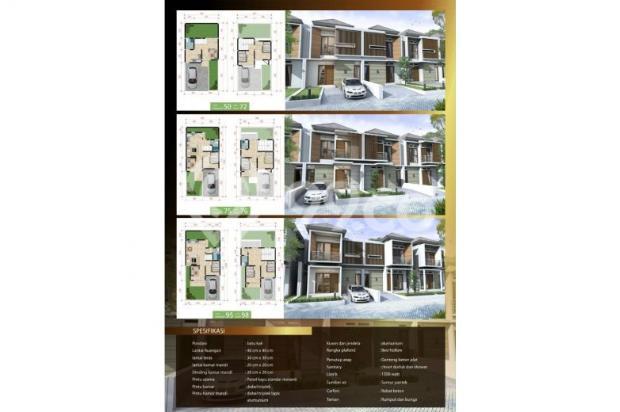 First Residence, Hunian Prestisius Syariah Modern Cimanggu Bogor 12751074