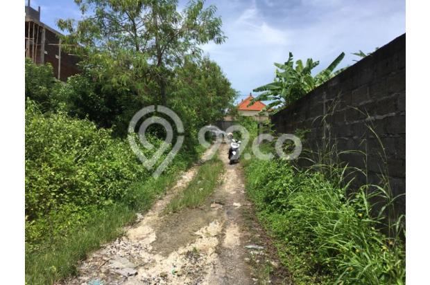 Tanah for rent di canggu kuta utara bali,deket canggu club,finns beach 15422985