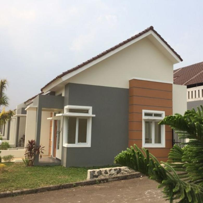 Rumah murah siap huni di sawangan depok
