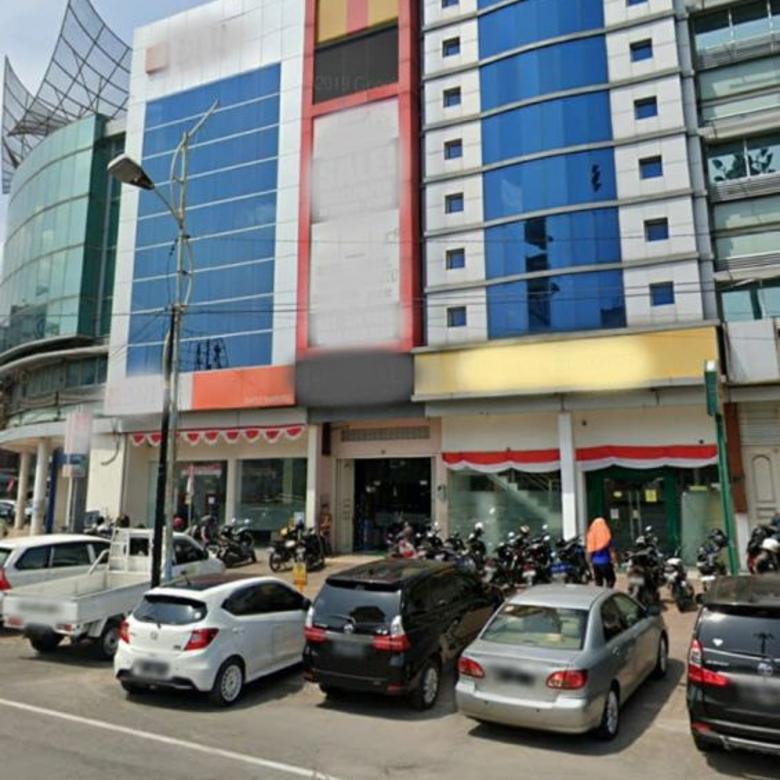 Dijual Ruko Golden Trade Center 5 lantai Medan -RK-0193