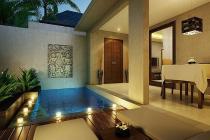 villa Legian 8 unit villa total harga 18jt - Owner