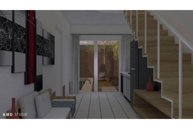 Rumah 2 Lantai dengan Fasilitas Kolam Renang Pribadi Di Bandung Murah 13245016