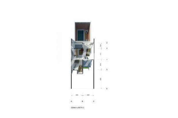 Rumah 2 Lantai dengan Fasilitas Kolam Renang Pribadi Di Bandung Murah 13245024