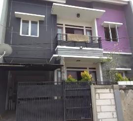 Dijual Rumah perbatasan citra garden 1 Kalideres-Jakarta Barat