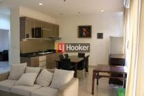 Rumah 3 lantai full furnish di The Villas, Kelapa Gading Square, JakUt