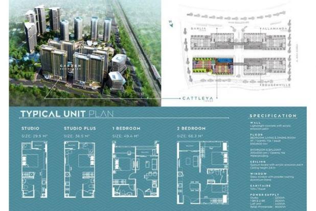 Dijual Apartemen Murah Tipe Studio Plus di Southeast Capital Jakarta 10283660