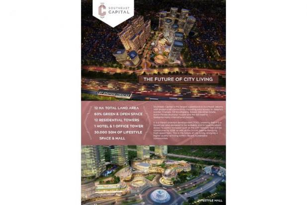 Dijual Apartemen Murah Tipe Studio Plus di Southeast Capital Jakarta 10283664
