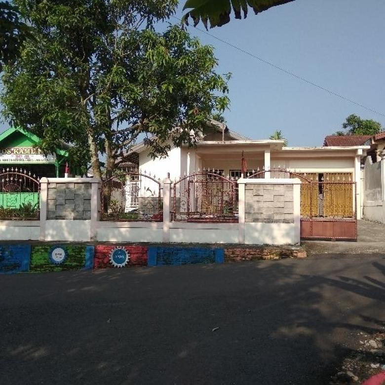 Rumah lokasi strategis di tengah kota Jambi