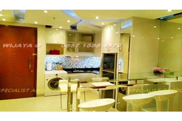DISEWAKAN Apartemen Ancol Mansion 1 Kmr (Tower Atlantic-66m2) 14323611