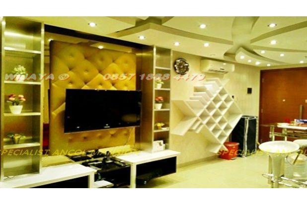 DISEWAKAN Apartemen Ancol Mansion 1 Kmr (Tower Atlantic-66m2) 14323612