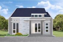 Rumah minimalis desain manis di purwokerto