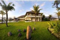 For Sale Villa Front Beach Tanah Lot Tabanan