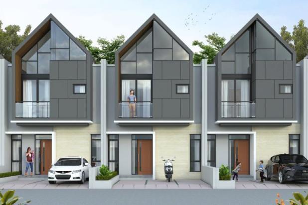 Rp677jt Rumah Dijual