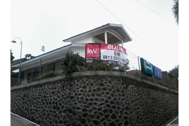 rumah di tawangmangu