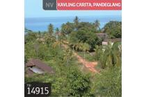 Kavling Carita, Pandeglang, Banten, 70.000 m², HGB