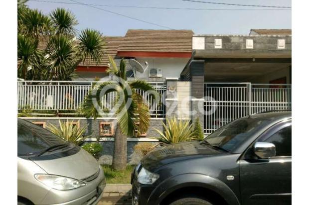 RUMAH DELTASARI #Surabaya Selatan LT189 LB120 KT4 KM2 sdh Renovasi 17794706